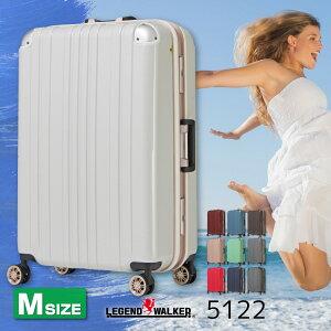 ポイント スーツケース キャリーバッグ キャリー キャリーケース キャスター メーカー レジェンドウォーカー
