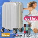 アウトレット 訳あり 激安 スーツケース キャリーバッグ キャリーバック キャリーケース 機内持ち込み 可 小型 SS サイズ 1日 2日 3日 容量拡張機能搭載 ダブルキャスター LEGEND WALKER レジェンドウォーカー 『W2-5122-48』