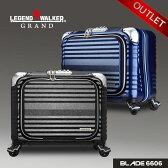 アウトレット スーツケース キャリーケース キャリーバッグ ビジネス 機内持ち込み 可 ノートパソコン SS サイズ 2日 3日 小型 LEGEND WALKER GRAND レジェンドウォーカーグラン 『W2-6606-44』【10P03Dec16】