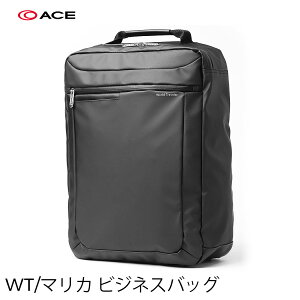 バッグ 鞄 かばん 3way ビジネスリュック PC13インチ収納ポケット有り WorldTraver WT マリカ パソコン エース ACE WT マリカ ショルダーバッグ ビジネス メンズ バッグ キャリーオンバッグ 止水ファスナー 耐水 出勤 出張【AE-2993407】