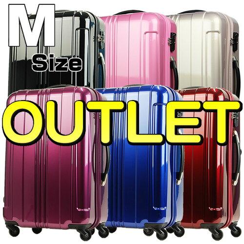 スーツケース キャリーケース キャリーバッグ 旅行用品 約3〜5日 TSAロック 鏡面...