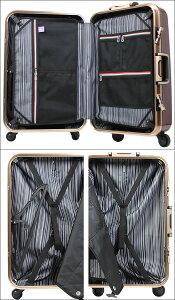 バーを下がれば、ぴたっと止まるスーツケース