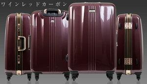 ストッパー付スーツケース送料無料SUITCASE1年保証付(7〜14日)TSAロックポリカーボネート100%樹脂鏡面仕上げスーツケースキャリーケース大型Lサイズ7日8日9日10日11日【RCP】(6700-72)【HLS_DU】