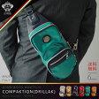 ボディバッグ バッグ カジュアル 鞄 旅行かばん ボディーバッグ OROBIANCO オロビアンコ COMPAKTION(DRILLAK) 送料無料 MADE IN ITALY 『orobianco-90416』【10P03Dec16】