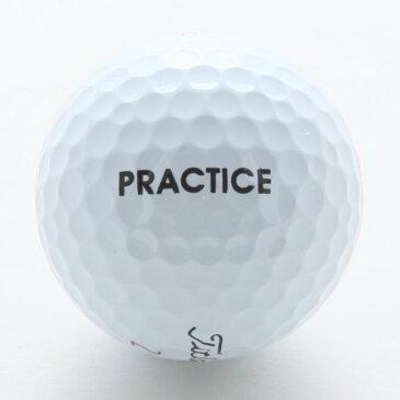 新品未使用 タイトリスト プロ V1X 2015 プラクティスボール Titleist TITLEIST Pro V1X Practice White