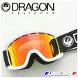 ドラゴン ゴーグル LILD INVERSE/RED ION 722-4985 DRAGON
