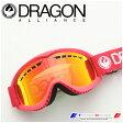 ドラゴン ゴーグル DX Red/Red Ionized 722-6326 DRAGON