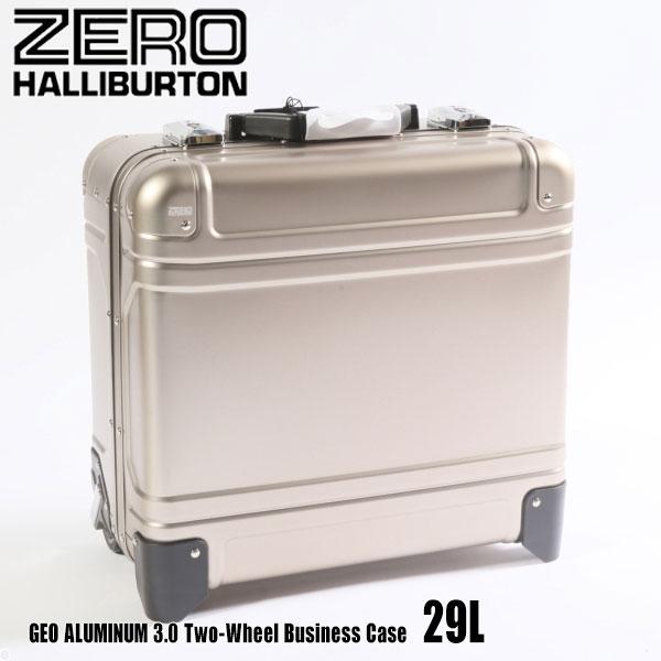 バッグ, スーツケース・キャリーバッグ  3.0 Two-Wheel Business Case 29L ZRG2517 Bronze 94272 GEO ALUMINUM 3.0 ZERO HALLIBURTON
