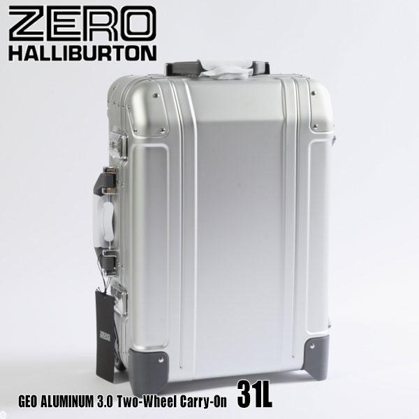 バッグ, スーツケース・キャリーバッグ  3.0 Two-Wheel Carry-On 31L ZRG2520 Silver 94254 GEO ALUMINUM 3.0 ZERO HALLIBURTON