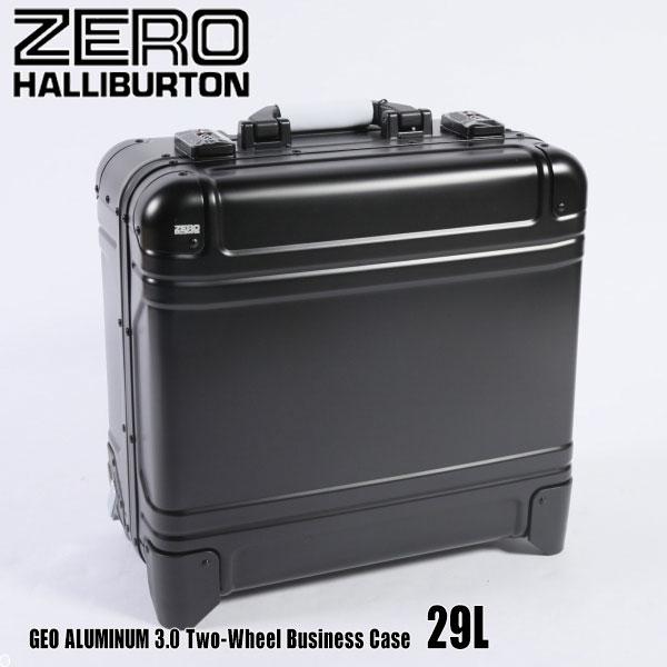 メンズバッグ, ビジネスバッグ・ブリーフケース  3.0 Two-Wheel Business Case 29L ZRG2517 Black 94263 GEO ALUMINUM 3.0 ZERO HALLIBURTON