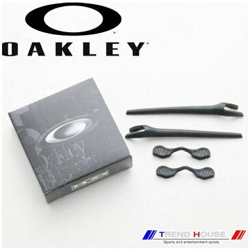 送込 オークリー レーダーEV イヤーソックキット 101-447-001 Radar EV Sock Kit Black OAKLEY