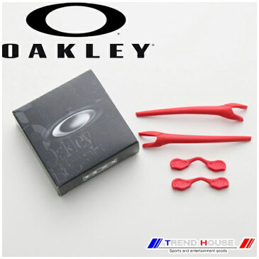 送込 オークリー レーダーEV イヤーソックキット 101-447-003 Radar EV Sock Kit Redline OAKLEY