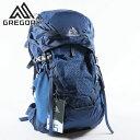 グレゴリー バックパック ズール 35 EMPIRE BLUE ML GREGORY