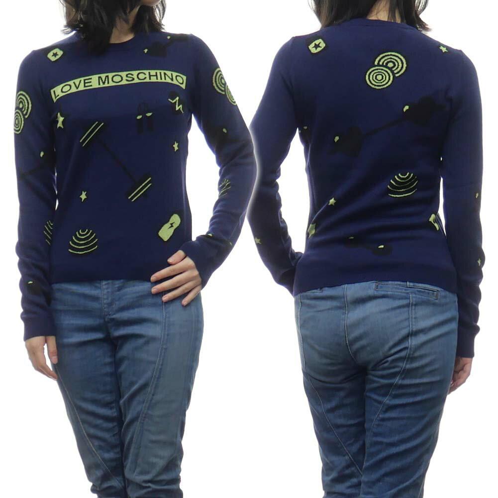 ニット・セーター, セーター ()LOVE MOSCHINO WS33G10-XA090