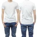 (ポールスミス)PAUL SMITH メンズクルーネックTシャツ M1A 2381 AU882 ホワイト
