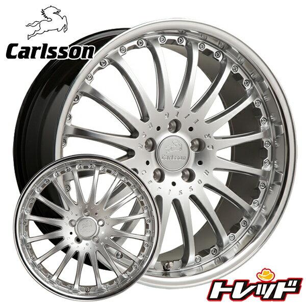 245/35R20 HANKOOK VentusV12evo2 ハンコック K120 Carlsson カールソン 1/16 RSR Brilliant Edition サマータイヤホイール 4本セット 8.5J 5H114.3