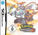 【中古】【輸入版:ドイツ】【日本版本体動作可】DS Pokemon Weisse Edition 2