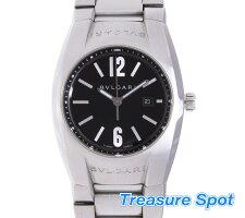 BVLGARIブルガリエルゴンEG30SステンレスSSクォーツQZレディース腕時計【トレジャースポット】【中古】