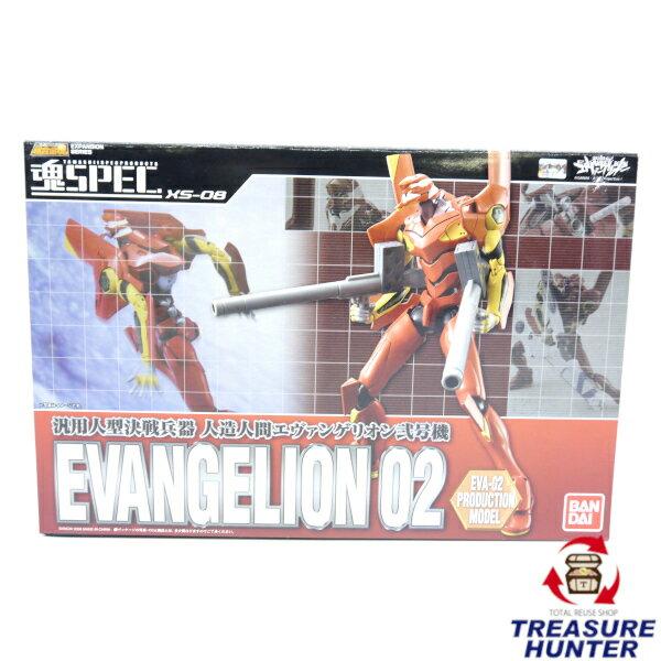 コレクション, フィギュア BANDAI SPEC XS-08 EVA-02 PRODUCTION MODEL 070121