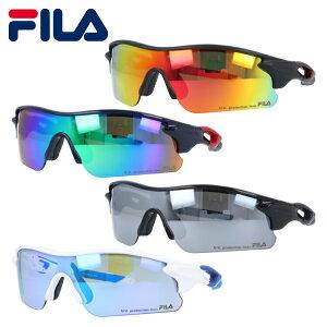 フィラ サングラス ミラーレンズ アジアンフィット FILA FLS 4003 全2カラー 135サイズ メンズ レディース スポーツサングラス ランニング ゴルフ ロードバイク 自転車 UVカット ギフト