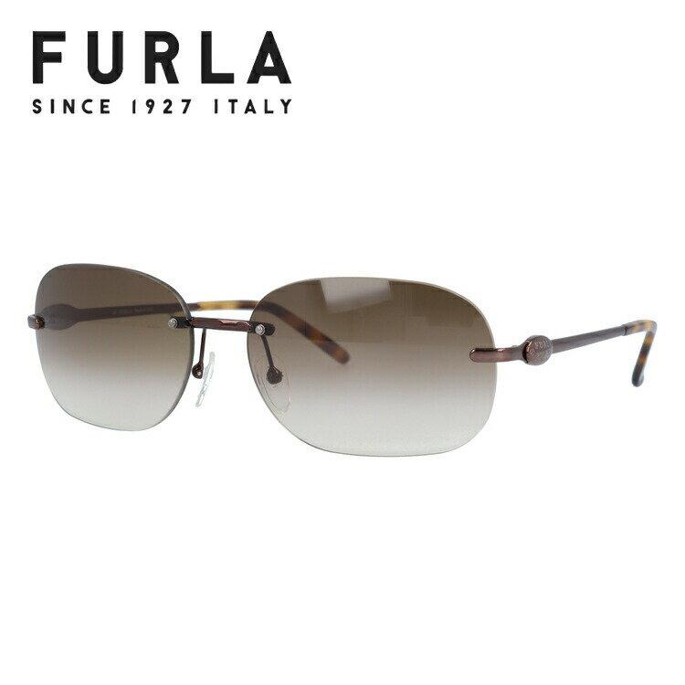 フルラ FURLA サングラス 国内正規品 SU4154S 0K01 レディース 女性 ブランドサングラス メガネ UVカット カジュアル ファッション