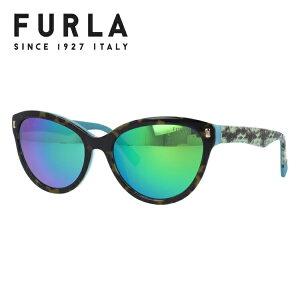 26421003986c フルラ FURLA サングラス 国内正規品 ミラーレンズ レギュラーフィット SU4836 0V35 56サイズ フォックス レディース 女性  ブランドサングラス メガネ UVカッ.