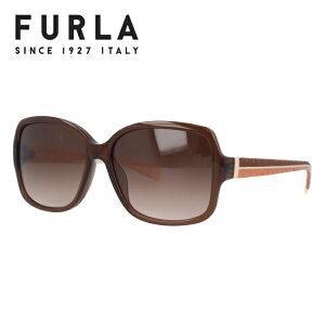 【限定価格】フルラ サングラス レギュラーフィット FURLA SU4906 0V72 57サイズ 国内正規品 スクエア ユニセックス メンズ レディース アウトドア ドライブ