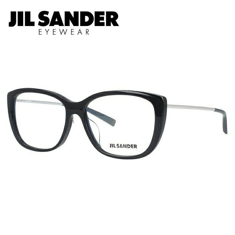 眼鏡・サングラス, 眼鏡 JIL SANDER J4002-K 55 UV