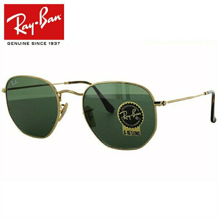 眼鏡・サングラス, サングラス  HEXAGONAL FLAT LENSES Ray-Ban RB3548N 001 54