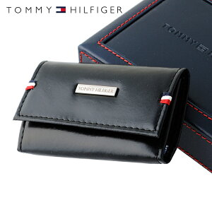 dcb8c800029a トミー・ヒルフィガー(Tommy Hilfiger). 【訳あり】トミーヒルフィガー TOMMY HILFIGER キーケース ...