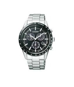 シチズンCITIZENソーラー腕時計メンズクロノグラフBL5594-59E