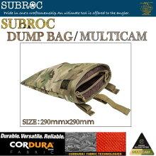 SUBROC(サブロック)ダンプバッグマルチカムP06Dec14