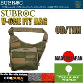 ●2016NEW●SUBROC(サブロック)V-ONEFITBAGOD/TAN02P03Sep16