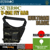 ●2016NEW●SUBROC(サブロック)V-ONEFITBAGMULTICAMBLACK02P03Sep16