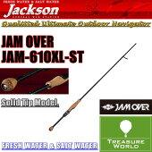 ��2015NEWMODEL��Jackson(���㥯����)JAMOVER(����४���С�)JAM-610XL-ST�ڥ�����åɡۡڥ��������ѥ�åɡۡ�ʬ�ࡧ�륢���ե��å���05P06May15