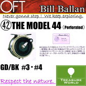 BillBallan�ʥӥ�Х���THEMODEL44��Perforated�ˡʥ�ǥ�44�ѡ��ե���—�ƥåɡ�GD/BK��3����4�ڥե饤�꡼��ۡ�ʬ�ࡧ�ե饤�ե��å��󥰡�P08Apr16
