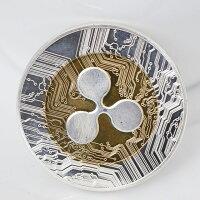 リップルコインメダル仮想通貨暗号通貨マーカー