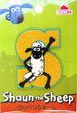 """【送料無料】キャラクターワッペン""""ひつじのショーン""""#112017年向け最新版アイロン接着入園・入学用の手作りグッズに。【RCP】"""