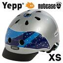 Yepp Bike Helmet (XS) : Nutcase(ナットケース):サイズXS(子供用、自転車、スケートボード、スポー...