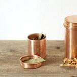 キャニスター銅製COPPERS