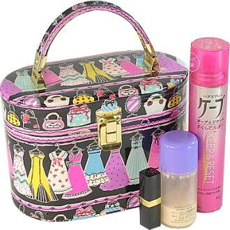 Makeup box, クローゼットハンガーバニ tea cosy case black ( semi-gloss )