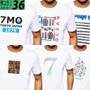 【エントリーで更にポイント10倍】メール便 送料無料 7MILE OCEAN Tシャツ メンズ 半袖 プリント 人気 ブランド ロゴ アメカジ ストリート アウトドア S M L XL XXL XXXL 2カラー 36デザイン 大きい ビッグサイズ対応 夏物