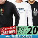 メール便 送料無料 7MILE OCEAN メンズ 長袖 tシャツ ロ...