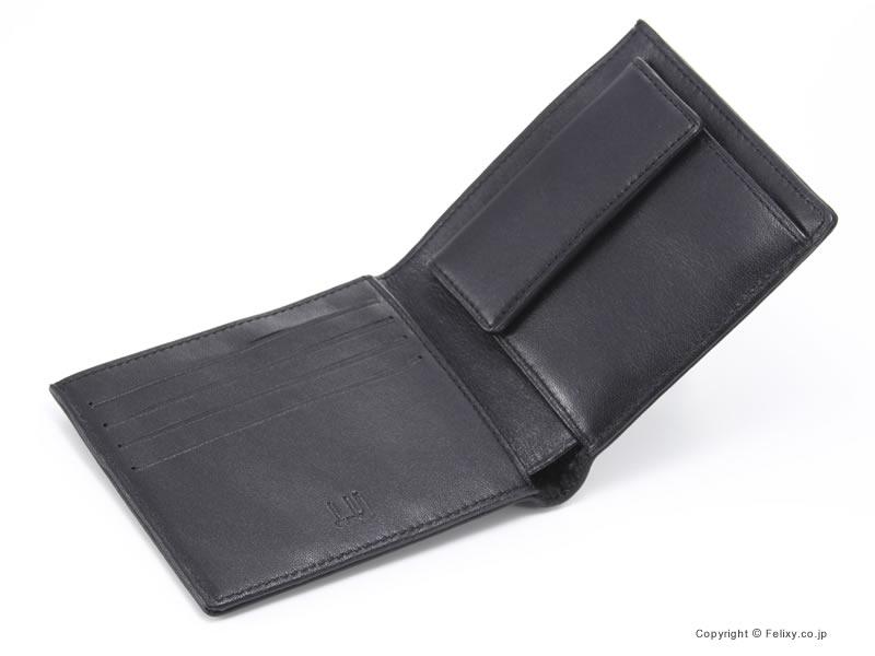 dunhill(ダンヒル)『二つ折り財布アボリティーズ(L2R932A)』