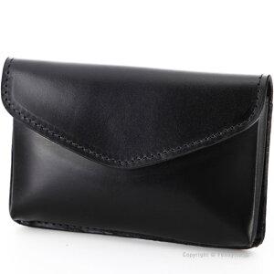 Glenroyal Card Case Business Card Holder GLENROYAL 03-3682 BLACK Leather Business Card Holder