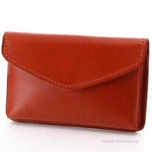 Glenroyal Card Case Business Card Holder GLENROYAL 03-3682 OXFORD TAN Leather Business Card Holder