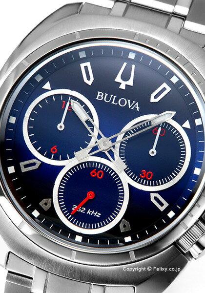 ブローバ 時計 BULOVA メンズ 腕時計 Curv 96A185
