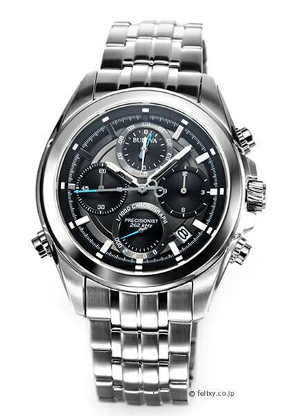 ブローバ 時計 BULOVA メンズ 腕時計 Precisionist 96B260