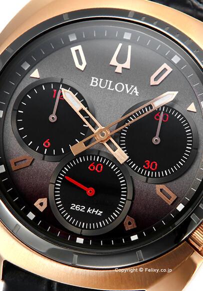 ブローバ 時計 BULOVA メンズ 腕時計 Curv 98A156