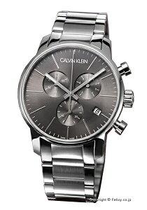 カルバンクライン 時計 メンズ Calvin Klein 腕時計 Ck City Chronograph K2G27143 【あす楽】